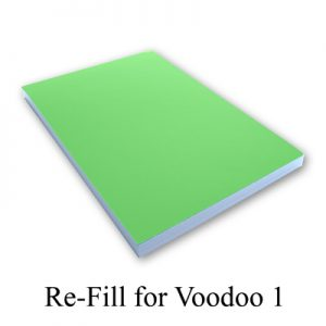 Refill For Voodoo 1 by Werry and Trick Production