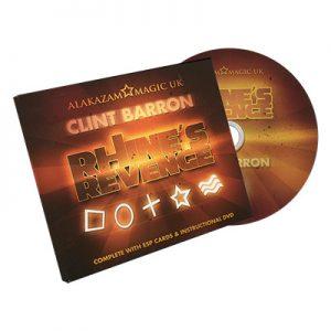Rhine's Revenge by Clint Barron and Alakazam Magic - DVD