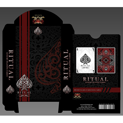 Ritual Playing Cards by US Playing Cards