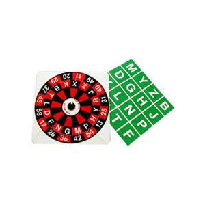 Alphabet Roulette by Royal Magic