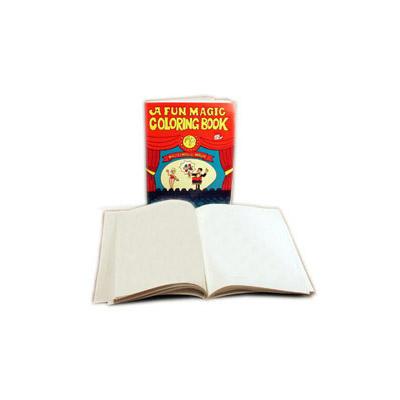 Fun Magic Coloring Book (Blank) by Royal Magic
