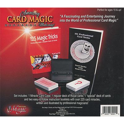 Pro Card Magic Set by Royal Magic