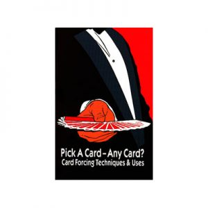 Pick a Card - Any Card? Forcing Book by Royal Magic