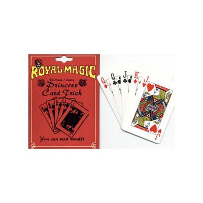 Princess Card Trick by Royal Magic