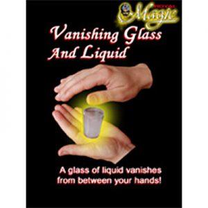 Vanishing Glass and Liquid by Royal Magic