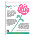 The Rose Pad (complete kit) by Martin Lewis