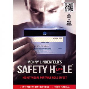 Safety Hole Lite 2.0 by Menny Lindenfeld