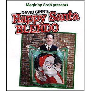 Happy Santa Blendo Set (36 inches)by David Ginn