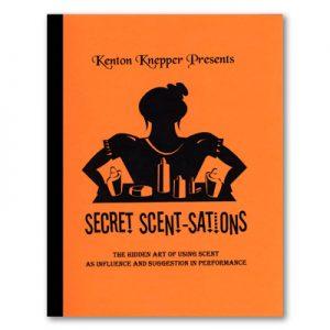 Secret Scent-sations by Kenton Knepper - Book