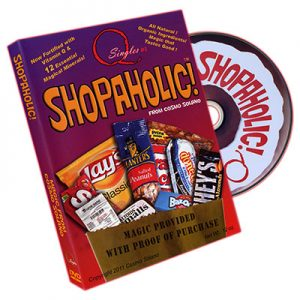 Shopaholic by Cosmo Solano s