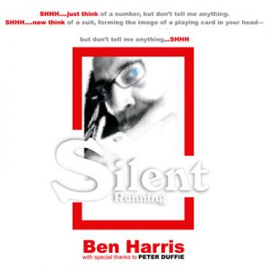 Silent Running (Regular Edition) by Ben Harris