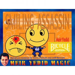 Smiling Assassin (Bicycle Edition) by Meir Yedid