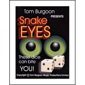 Snake Eyes by Tom Burgoon