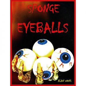Sponge Eyeballs by Alan Wong (Bag of 4)