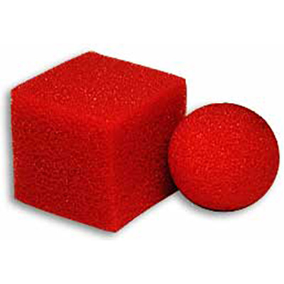 The Great Square Ball Mystery (Ultra Soft) by Goshman