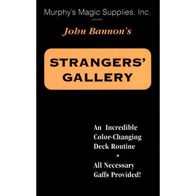 Stranger's Gallery by John Bannon