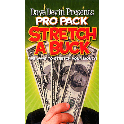 Stretch-a-Buck (Pro-Pack) by Dave Devin