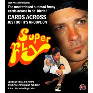 Super Fly (All Gimmicks and DVD) by Scott Alexander