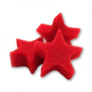 Super Stars Red (Bag of 25) by Goshman