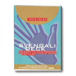 Svengali Deck Bicycle (Blue)