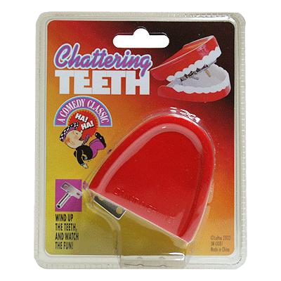 Talking Teeth