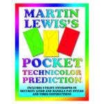 Technicolor Pocket Prediction by Martin Lewis