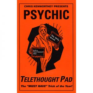 Telethought Pad by Chris Kenworthey (Large)