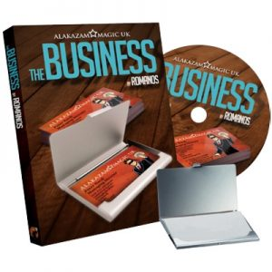 The Business by Romanos and Alakazam Magic - DVD