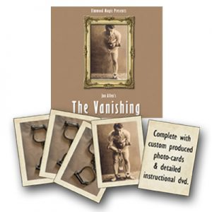 The Vanishing (Gimmick and DVD)by Jon Allen