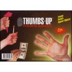 Hard Thumbs-up by Hottrix