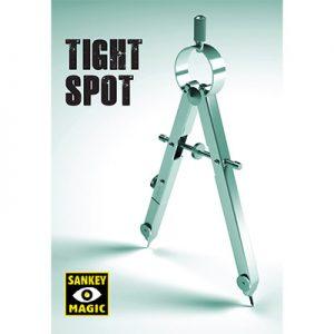 TIGHT SPOT (DVD+GIMMICK) by Jay Sankey