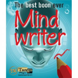 Mind Writer (DVD w/Gimmick)(A0031) by Tango