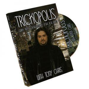 TRICKOPOLIS by Tony Chris