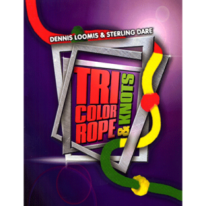 Tri Color Ropes and Knots by Sterling Dare