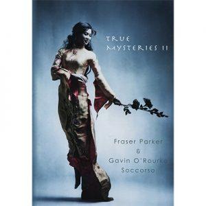 True Mysteries 2 by Fraser Parker - Book