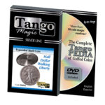 Tango Silver Line Expanded Shell Walking Liberty (w/DVD) (D0005) by Tango