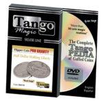 Tango Silver Line Flipper Pro Gravity Walking Liberty (w/DVD) (D0119) by Tango