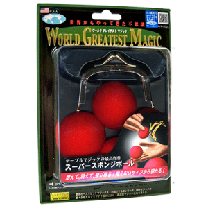 Super Sponge Balls (T-217) by Tenyo Magic