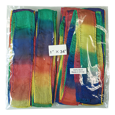 Thumb Tip Streamer 12 pack (1 inch x 34 inch) by Magic by Gosh s