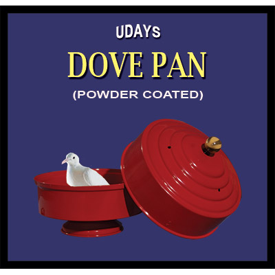 Dove Pan Powder Coated by Uday
