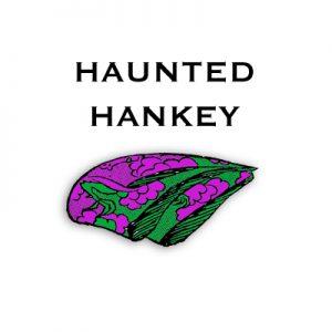 Haunted Hankey by Uday Magic
