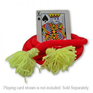 Lassoing A Card - Advanced - Deluxe - Woolen* by Uday