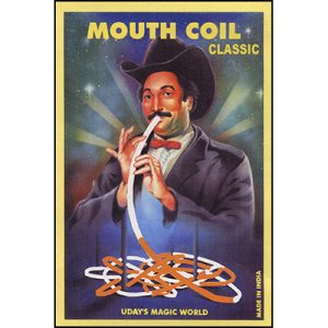 Mouth Coil Classic - 40 Feet by Uday