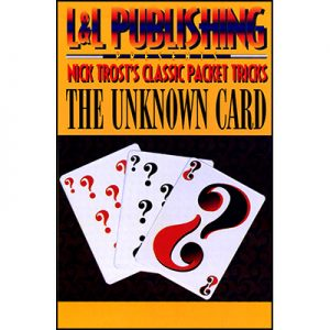 Unknown Card by NIck Trost and L&L Publishing