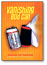 Vanishing Bud Can by Bazar de Magia