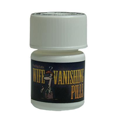 Vanishing Wife Pills by David Bonsall and PropDog