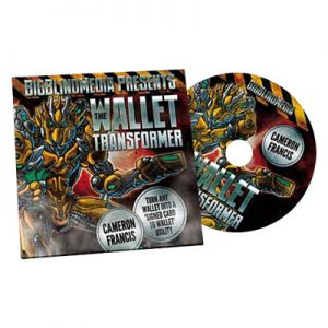 The Wallet Transformer by Cameron Francis and Big Blind Media