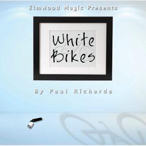 White Bikes (2013) by Paul Richards