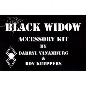 Black Widow Accessory Kit by Roy Kueppers