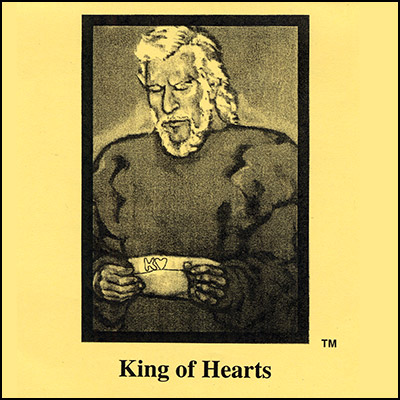 Wiregrams (King of Hearts)